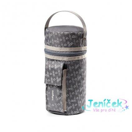 Automobilový ohřívač lahví Baby Ono šedý