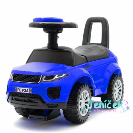 Jezdítko SUV Baby Mix blue