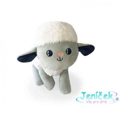 PABOBO Plyšová ovečka s melódií SOSO Milo