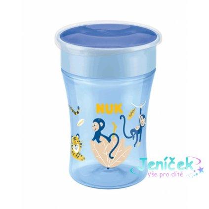 Hrneček NUK Magic Cup 230 ml - Opice