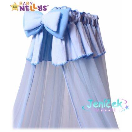 Baby Nellys Nebesa šifon - modré