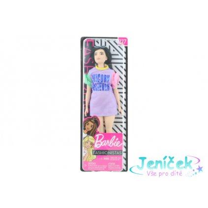 Barbie Modelka 127 - pastelové šaty FXL60 TV 1.4.- 30.6.2021