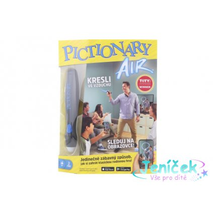 Pictionary Air CZ GWT10