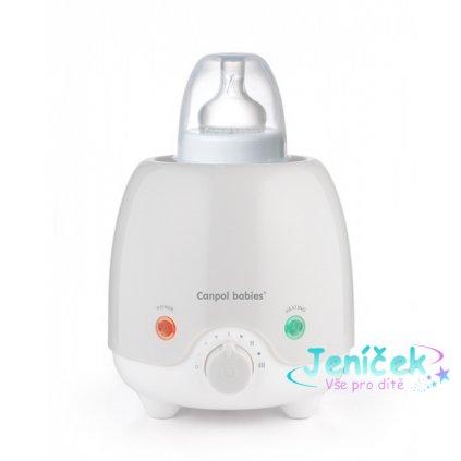 Canpol babies Elektrický ohřívač láhví