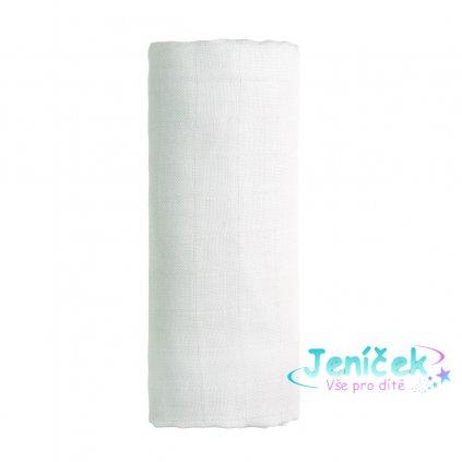 BIO Bambusová osuška, white / bílá V