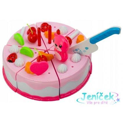 Narozeninový dort Wanyida Toys - 80 dílků