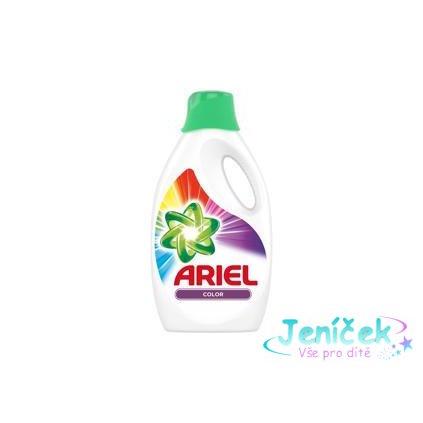 ARIEL Prací gel Color 96 pracích dávek 2 x 2,64 l