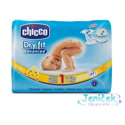 Plenky Chicco Newborn 2-5kg 27 ks