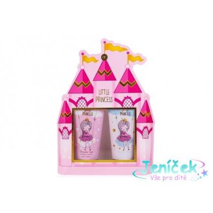 Set koupelový zámek - Little princess
