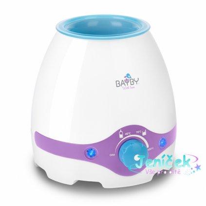 BAYBY Multifunkční ohřívač kojeneckých láhví a sterilizátor 3v1