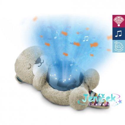 ZAZU Vydra Otto Projektor oceánu s melodiemi