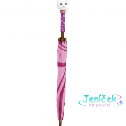 Vilac Deštník kočička růžová
