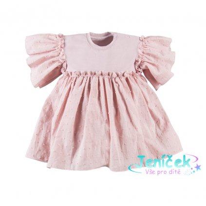 sukienka swan rozowa