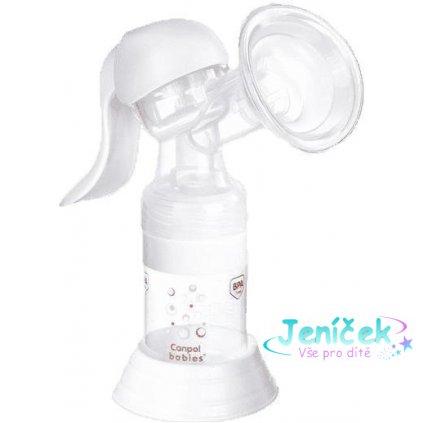 Odsávačka mateřského mléka ruční Basic