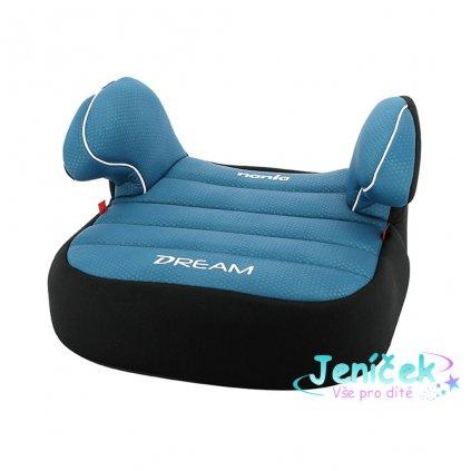 Autosedačka-podsedák Nania Dream Luxe 2019 blue