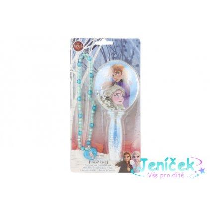 Frozen II Hřeben s náhrdelníkem
