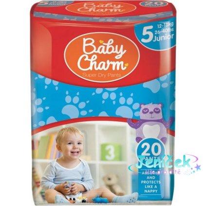 Baby Charm Super Dry Pant vel. 5 (12 - 18 kg)