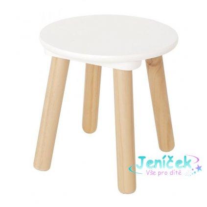 h13216 stool white