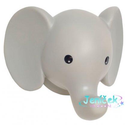 x6108 wall lamp elephant