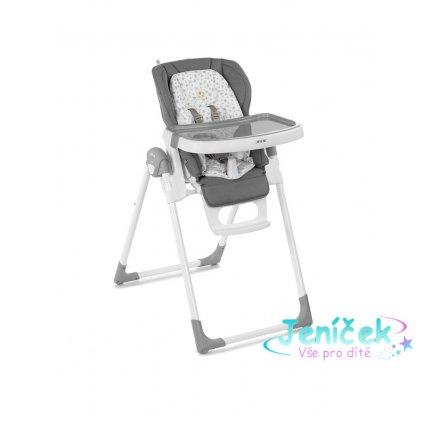 JANÉ Židlička jídelní Mila Star
