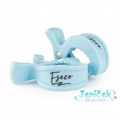 ESECO Klip pastel blue