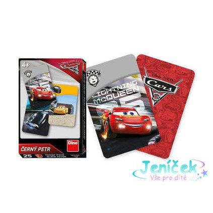 Dino Černý petr Cars 3