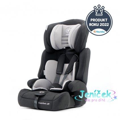 KINDERKRAFT Autosedačka Comfort Up Black 9-36 kg