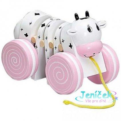 HJ Toys Tahací kravička