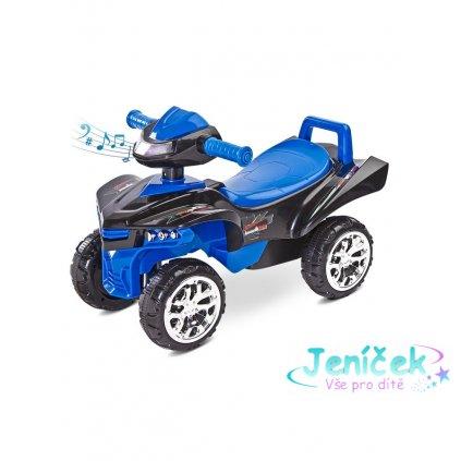 Odrážedlo čtyřkolka Toyz miniRaptor modré V