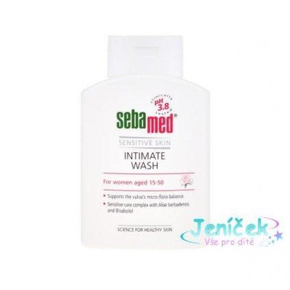SEBAMED Intimní mycí emulze PH 3,8 (200 ml)