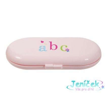 Bebe-Jou Manikúra Bébé-Jou ABC Růžová