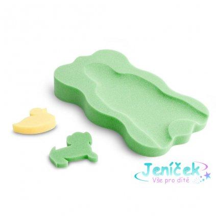 Pěnová podložka Sensillo Midi zelená