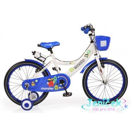 """Byox Dětské kolo 2081 - 20"""", modré"""
