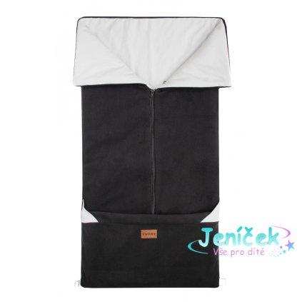 Emitex Fusak 2v1 FANDA černá + šedá