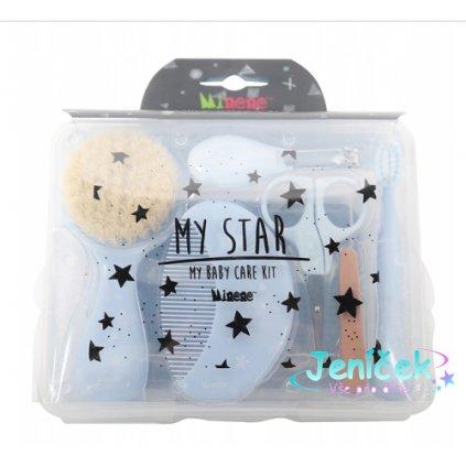 Minene Velká sada péče o dítě 6v1 My Star, modrá V