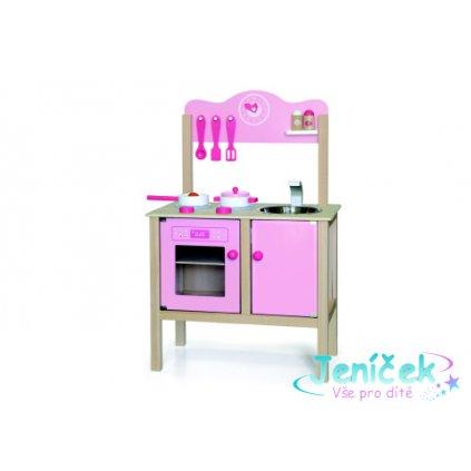 Dřevěná kuchyňka Angela