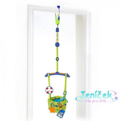 BABY EINSTEIN Hopsadlo do dveří Sea&Discover 6 m+, do 11 kg