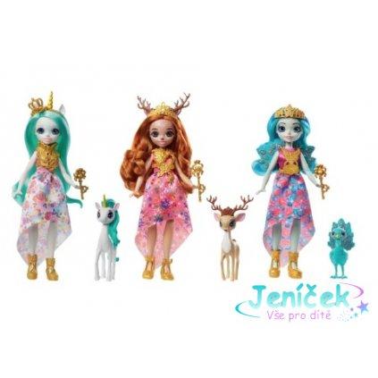 Enchantimals Panenky kolekce Royal GYJ11