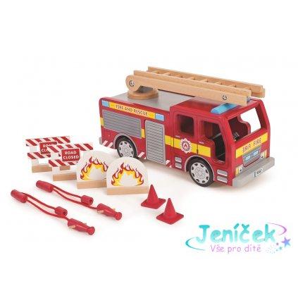 Tidlo Dřevěný požární vůz