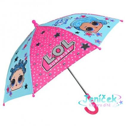 Dívčí deštník Perletti L.O.L.