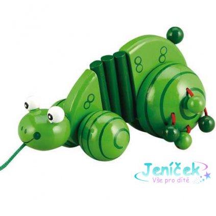 HJ Toys Tahací žabka