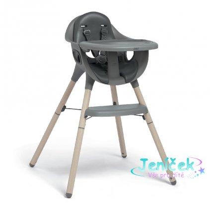 Židlička Juice Scandi Grey