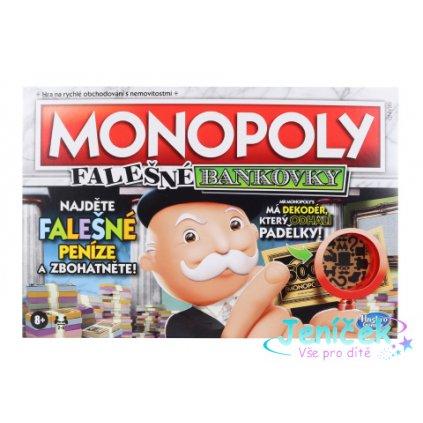 Monopoly falešné bankovky TV 1.11.-31.12.2021