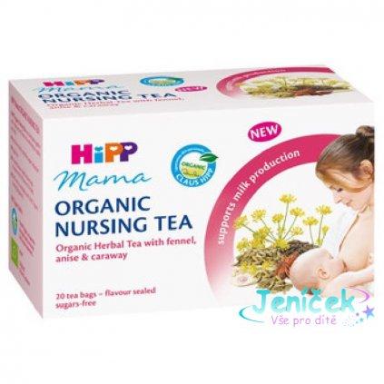 HiPP MAMA Bio čaj pro kojící matky 20x1,5g V