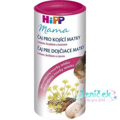 HiPP MAMA instantní čaj pro kojící maminky 200g V