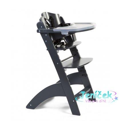 Rostoucí židlička Lambda 3 Anthracite VYP