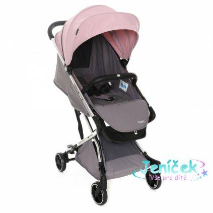 Coto Baby Dětský kočárek Tulipo 2020 - Pink VYP