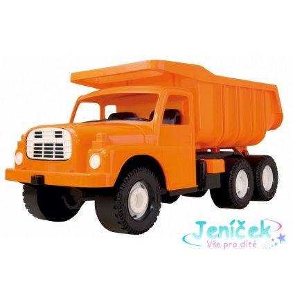 Auto Tatra T 148 plast 73 cm - Oranžová V