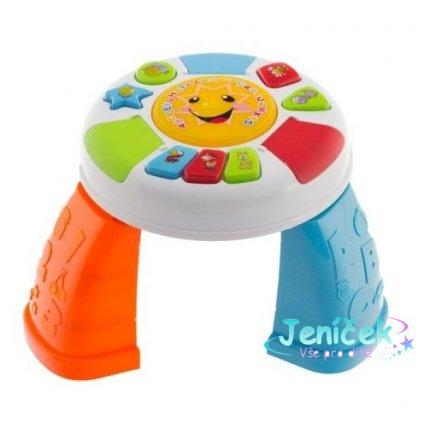 Euro Baby Hudební stoleček s úsměvem vyp