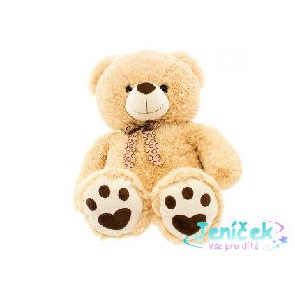 Euro Baby Plyšový medvídek 75 cm - béžový VYP